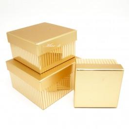 Коробка подарочная 3 шт. 5-4417