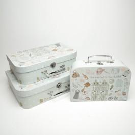Коробка подарочная 3 шт. 5-4061