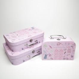 Коробка подарочная 3 шт. 5-4060