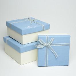 Коробка подарочная 3 шт. 5-1465