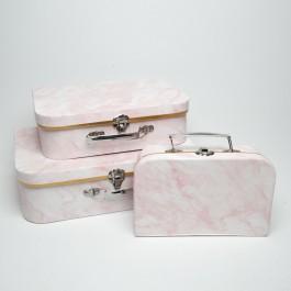Коробка подарочная 3 шт. 5-1454