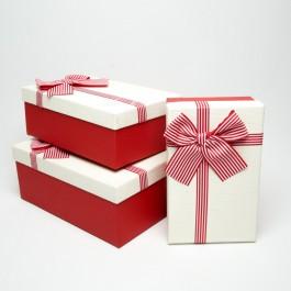 Коробка подарочная 3 шт. 5-0760