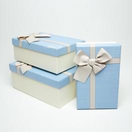 Коробка подарочная 3 шт. 5-0759