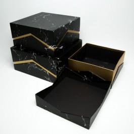Коробка подарочная 2 шт. 5-0755