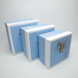 Коробка подарочная 3 шт. 5-0724