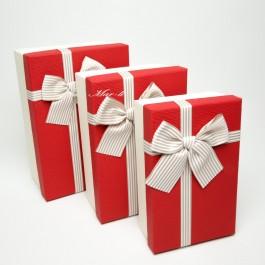 Коробка подарочная 3 шт. 5-0717
