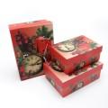 Коробки, пакеты новогодние