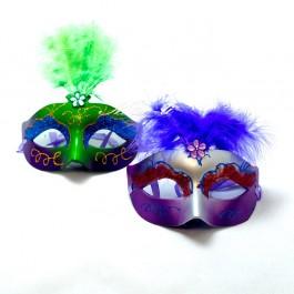Новорічні маски 1-2912