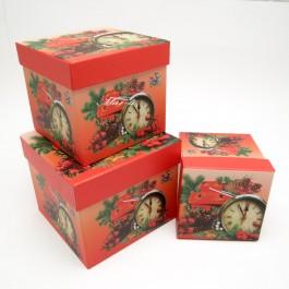 Коробки новорічні 2шт. 5-1011