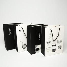 Пакети паперові 12 шт. (24 х 18 х 8.5 см.) 5-9395