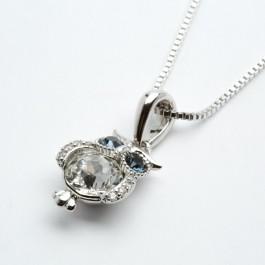 Цепочки XUPING Silver (39.5 + 5 х 0.2 см.) 510887