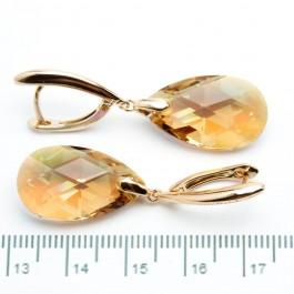 Сережки XUPING Gold 510879