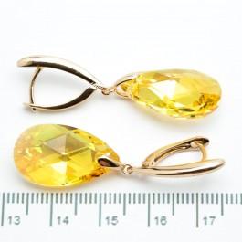 Сережки XUPING Gold 510873
