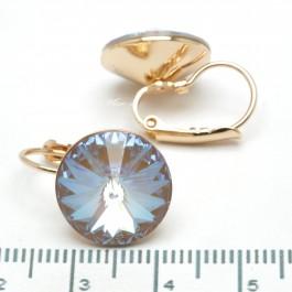 Сережки XUPING Gold (бежевий) 509716