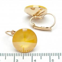 Сережки XUPING Gold 509711