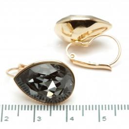 Сережки XUPING Gold (серый) 509707