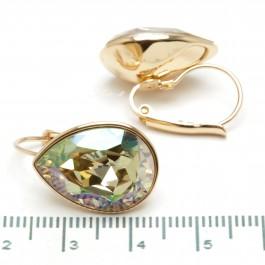 Сережки XUPING Gold (золотистый) 509702