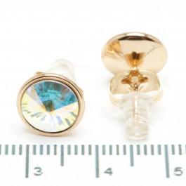 Сережки XUPING Gold (перламутровый) 509311