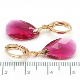 Сережки XUPING Gold 509296