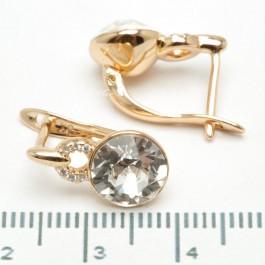 Сережки XUPING Gold 509295