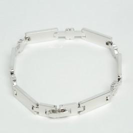 Браслет XUPING Silver (20.5 х 0.7 см.) 205681