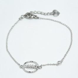 Браслет XUPING Silver (19 + 3.5 х 0.7 см.) 205643