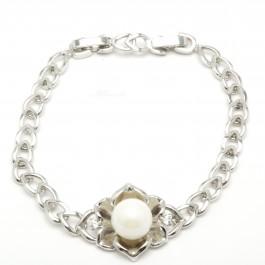 Браслет XUPING Silver (19 х 0.4 см.) 204374