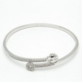 Браслет XUPING Silver (Ø 6.3 х 0.3 см.) 203751