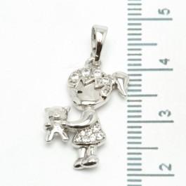 Кулоны XUPING Silver 204493