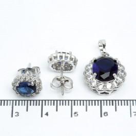 """Набори XUPING Silver """"темно-синій"""" 205561"""