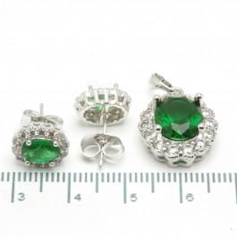 """Набори XUPING Silver """"зелений"""" 204353"""