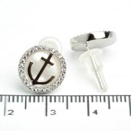 Сережки XUPING Silver 205726