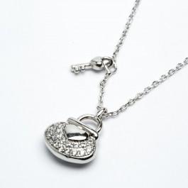 Цепочки з кулоном XUPING Silver (43 + 3 х 0.2 см.) 205310
