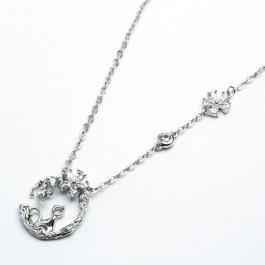Цепочки з кулоном XUPING Silver (45 + 3 см.) 205303
