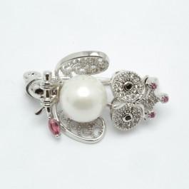 Брошки XUPING Silver (3.5 х 2 см.) 203780