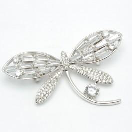 Брошки XUPING Silver (5.5 х 3.5 см.) 203778