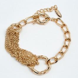 Браслет XUPING Gold (17.5 + 3 х 1.9 см.) 511674