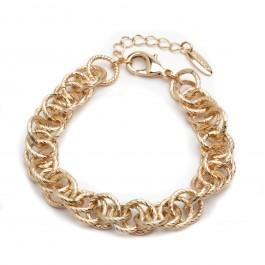 Браслет XUPING GOLD (16 + 5 х 1.1 см.) 510660
