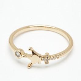 Кольца XUPING Gold 509863