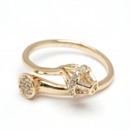 Кольца XUPING Gold 508829