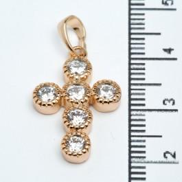 Хрестики, Ладанки XUPING Gold 511882