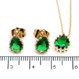 "Набори XUPING Gold ""зелений"" 511891"