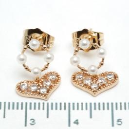 Сережки XUPING Gold 508699