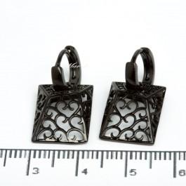 Сережки XUPING BLACK 512056