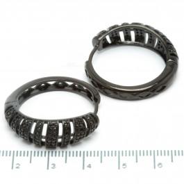 Сережки XUPING BLACK 507966