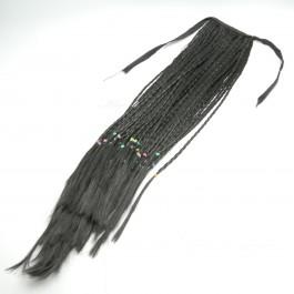 Штучне волосся (9 х 45 см.) 6-0520