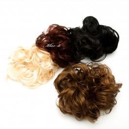 Волосы искусственные резинки 12 шт. (Ø 15 см.) 5-3147