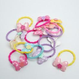 Резинки детские 20 шт. (Ø 3 см.) 6-0369