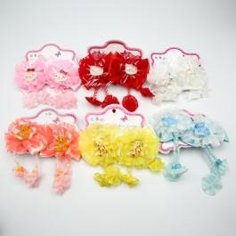 Резинки детские 16 шт. (7 х 8 см.) 5-8027