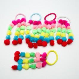 Резинки детские 12 шт. (13 х 4 см.) 5-7833